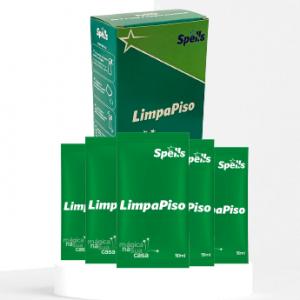 LIMPA PISO (caixa com 5 saches – rende 5 litros ou mais)